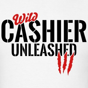 wild cashier unleashed T-Shirts - Men's T-Shirt
