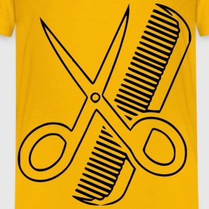 Hairstyle - Kids' Premium T-Shirt