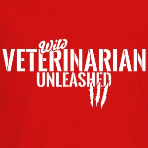 Wild veterinarian unleashed Kids' Shirts - Kids' Premium Long Sleeve T-Shirt