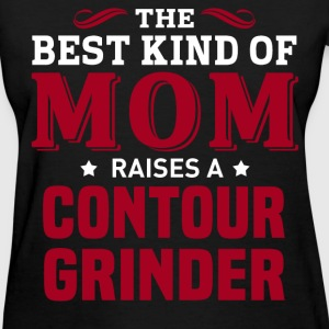 Contour Grinder MOM - Women's T-Shirt
