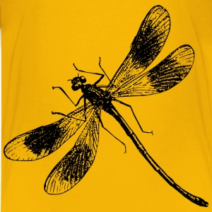 Dragonfly 4 - Kids' Premium T-Shirt