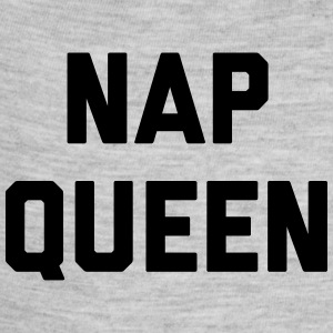 Nap Queen Funny Quote Baby Bodysuits - Baby Contrast One Piece