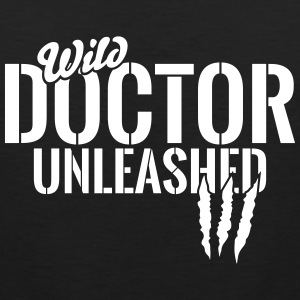 wild doctor unleashed Sportswear - Men's Premium Tank