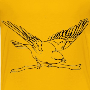 Bird 4 - Kids' Premium T-Shirt