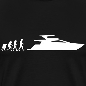 yacht evolution T-Shirts - Men's Premium T-Shirt