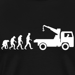 service car evolution T-Shirts - Men's Premium T-Shirt
