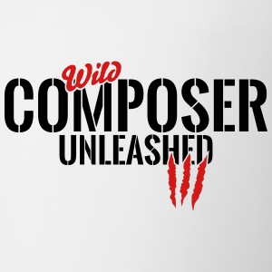 wild composer unleashed Mugs & Drinkware - Coffee/Tea Mug