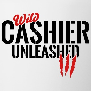 wild cashier unleashed Mugs & Drinkware - Coffee/Tea Mug
