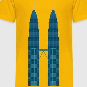 Petronas Twin Towers - Kids' Premium T-Shirt