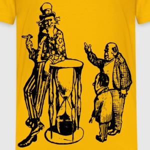 Uncle Sam Smokes - Kids' Premium T-Shirt