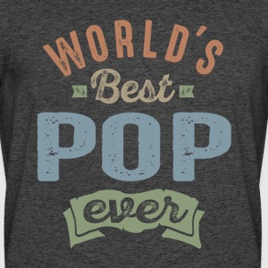 World's Best Pop - Men's 50/50 T-Shirt