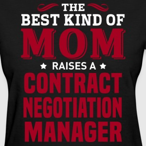 Contract Negotiation Manager MOM - Women's T-Shirt