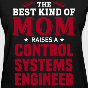 Control Systems Engineer MOM - Women's T-Shirt