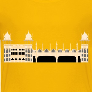 Kuala Lumpur Railway Station (south to north) - Kids' Premium T-Shirt