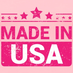 Made in USA - Vintage T-Shirts - Women's Premium T-Shirt