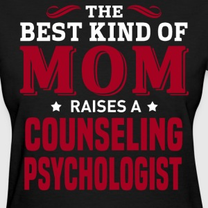 Counseling Psychologist MOM - Women's T-Shirt