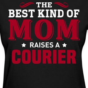 Courier MOM - Women's T-Shirt