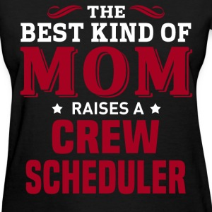 Crew Scheduler MOM - Women's T-Shirt