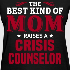 Crisis Counselor MOM - Women's T-Shirt