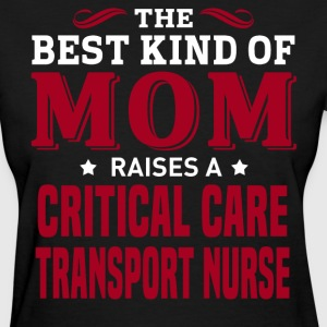 Critical Care Transport Nurse MOM - Women's T-Shirt