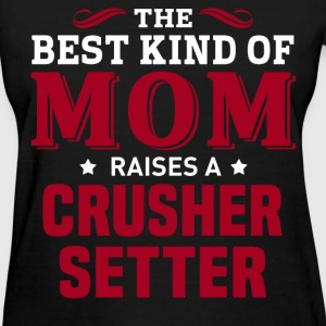 Crusher Setter MOM - Women's T-Shirt