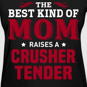 Crusher Tender MOM - Women's T-Shirt