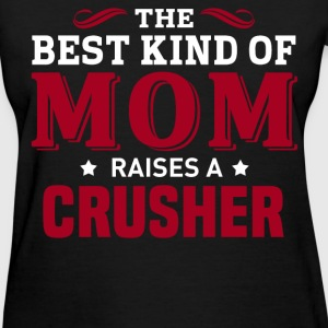 Crusher MOM - Women's T-Shirt