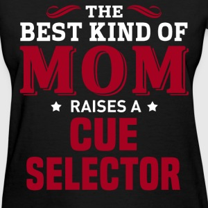 Cue Selector MOM - Women's T-Shirt