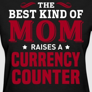 Currency Counter MOM - Women's T-Shirt