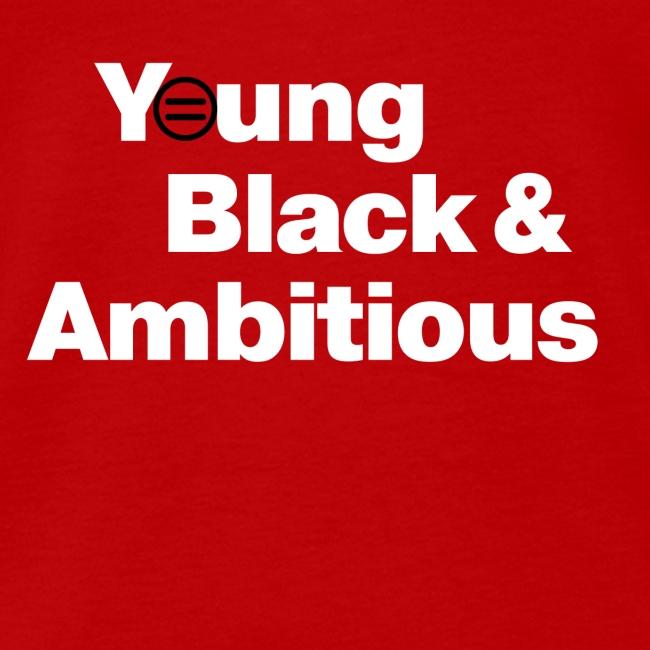 YBA Men's Tank - Red