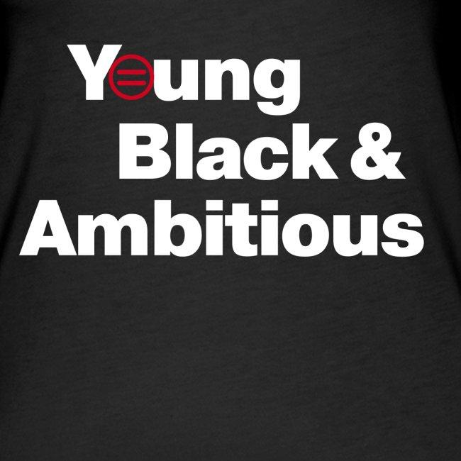 YBA Women's Tank - Black and White