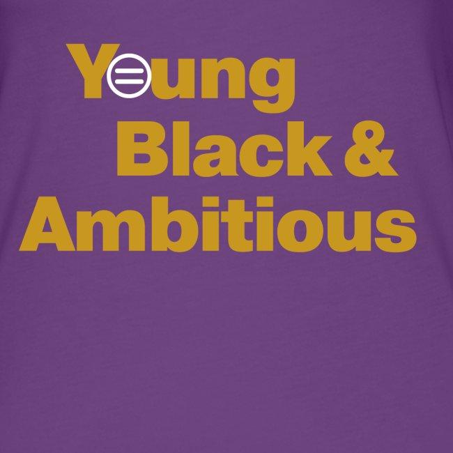 YBA Women's Tank - Purple