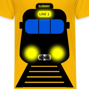 Subway 6 - Kids' Premium T-Shirt