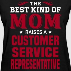 Customer Service Representative MOM - Women's T-Shirt