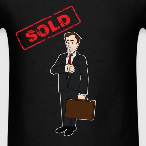 Real Estate Agent - Sold - Men's T-Shirt