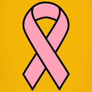 Pink Breast Cancer Ribbon - Kids' Premium T-Shirt