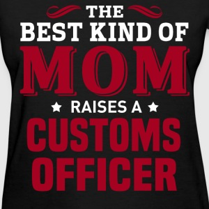 Customs Officer MOM - Women's T-Shirt