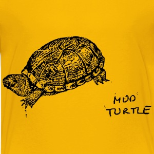 Mud Turtle - Kids' Premium T-Shirt