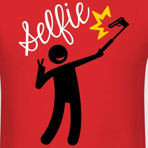 Selfie Suggestion - Men's T-Shirt