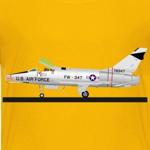 SUPER SABRE F100 - Kids' Premium T-Shirt