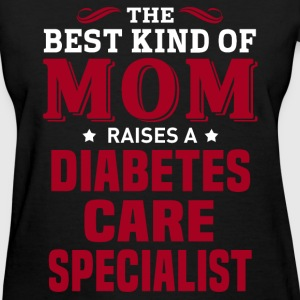 Diabetes Care Specialist MOM - Women's T-Shirt