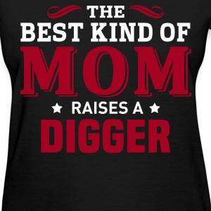 Digger MOM - Women's T-Shirt