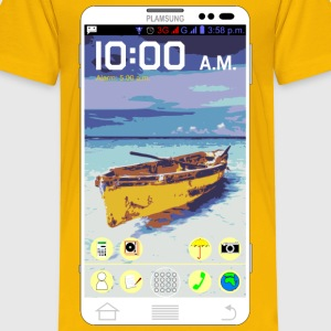 ANDROID PHONE - Kids' Premium T-Shirt