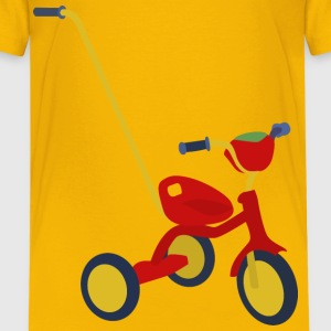 Red Tricycle - Kids' Premium T-Shirt