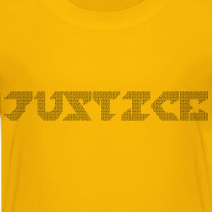 Peace In Justice 2 - Kids' Premium T-Shirt