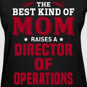 Director of Operations MOM - Women's T-Shirt