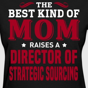 Director of Strategic Sourcing MOM - Women's T-Shirt