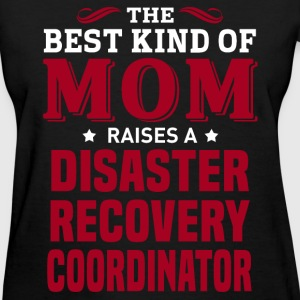 Disaster Recovery Coordinator MOM - Women's T-Shirt