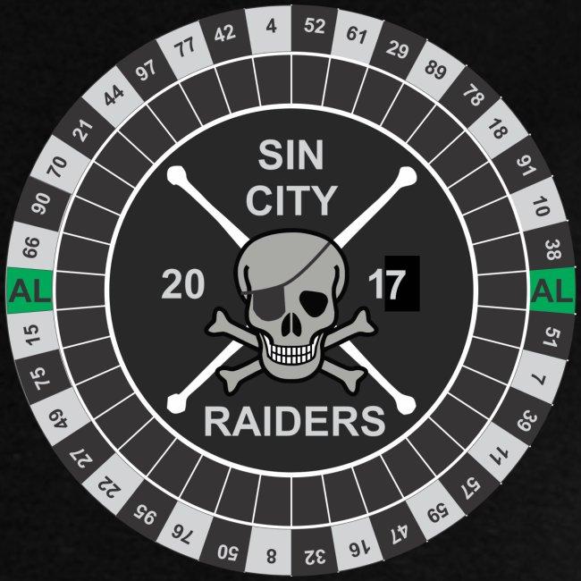 Sin City Raiders Roulette pkt