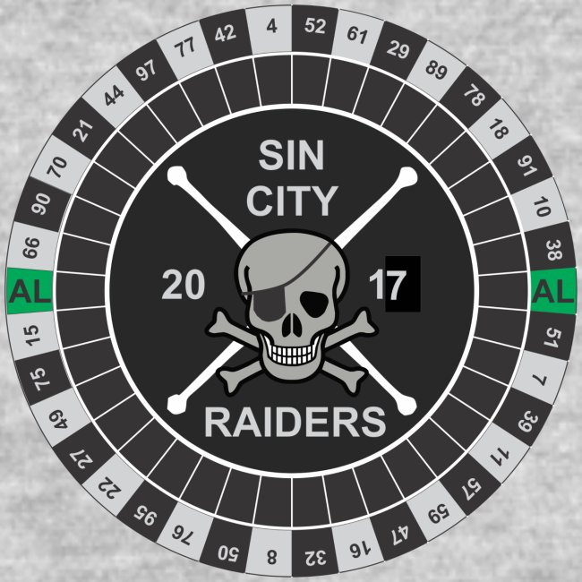 Sin City Raiders Roulette pkt f
